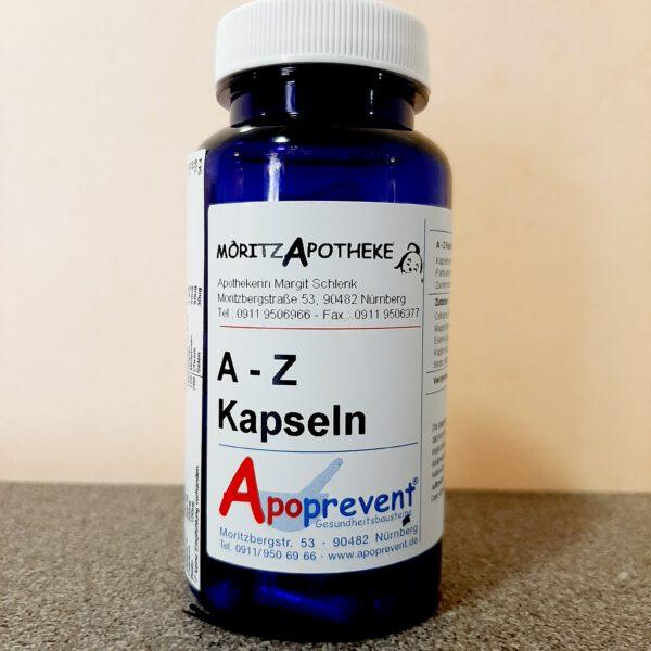 A-Z Kapseln